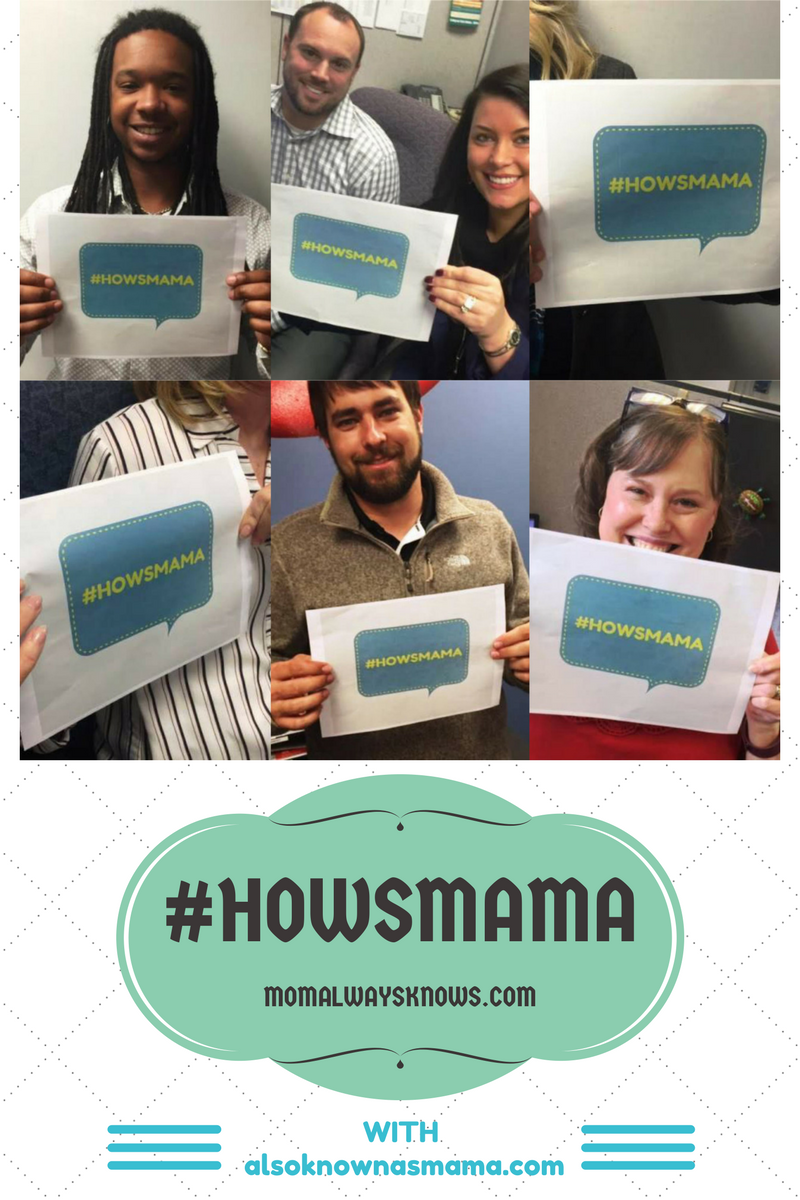 #HOWS MAMA CAMPAIGN- A INTERVIEW WITH MAMA