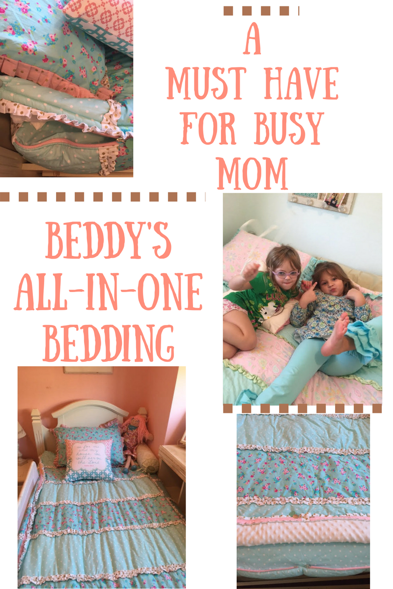 Beddy's All In One Zip Up Bedding Review