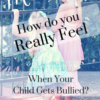 child getting bullied