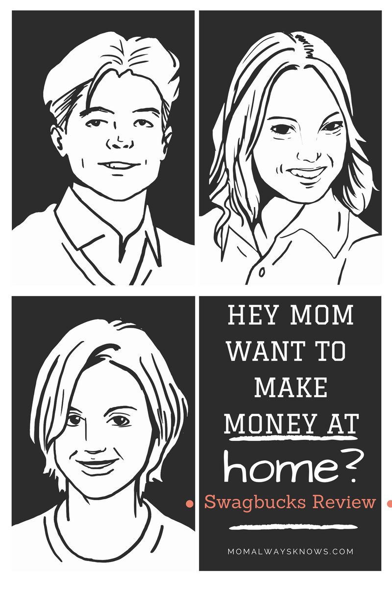 Hey Mom-Want to make money from home? Swagbucks-A For Real Review