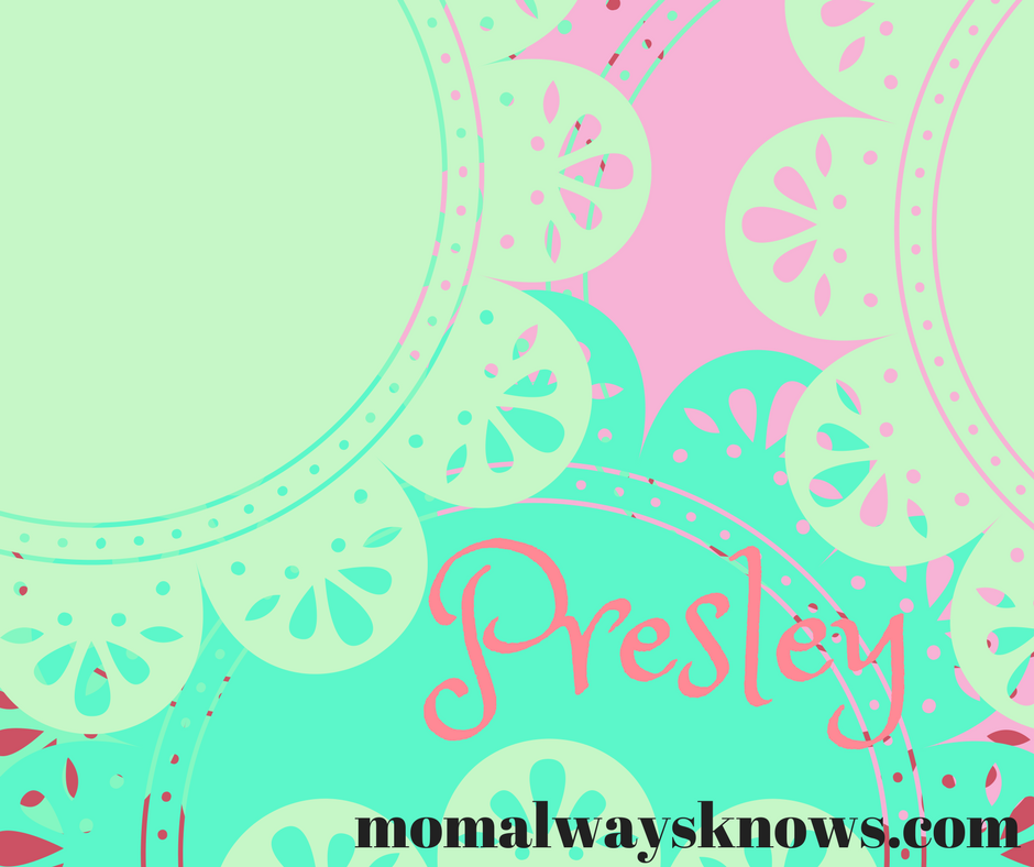 Names and Monograms