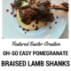 easy LAMB SHANKS recipe