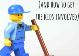get kids to do chores