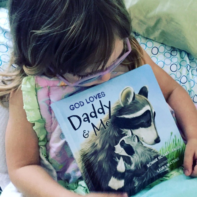 god loves daddy & Me book review