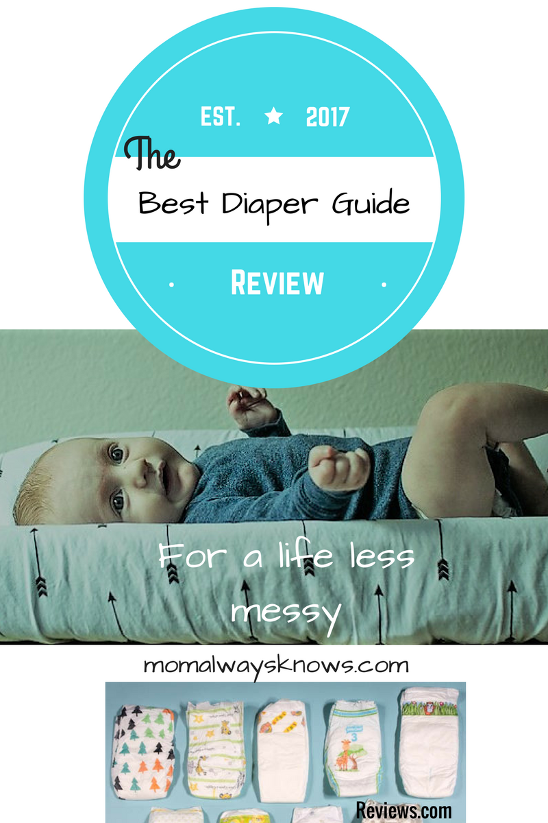 diaper guide for new mom