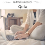 mom blogger quiz