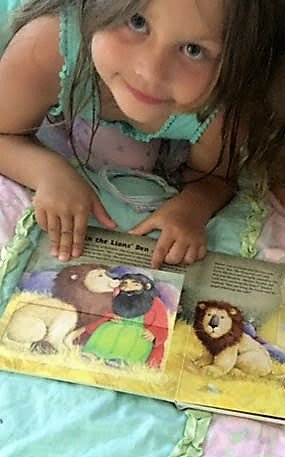best kids bible story book