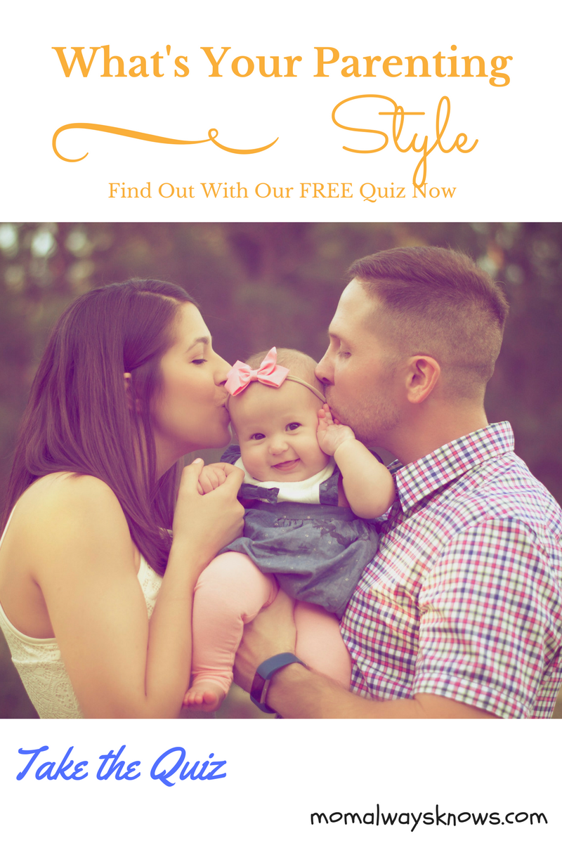 Quiz–What's Your Parenting Style?