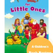 review beginner's bible for little ones