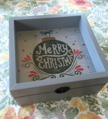 light box christmas