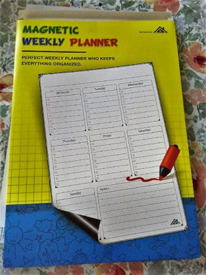 magnetic weekly planner cost
