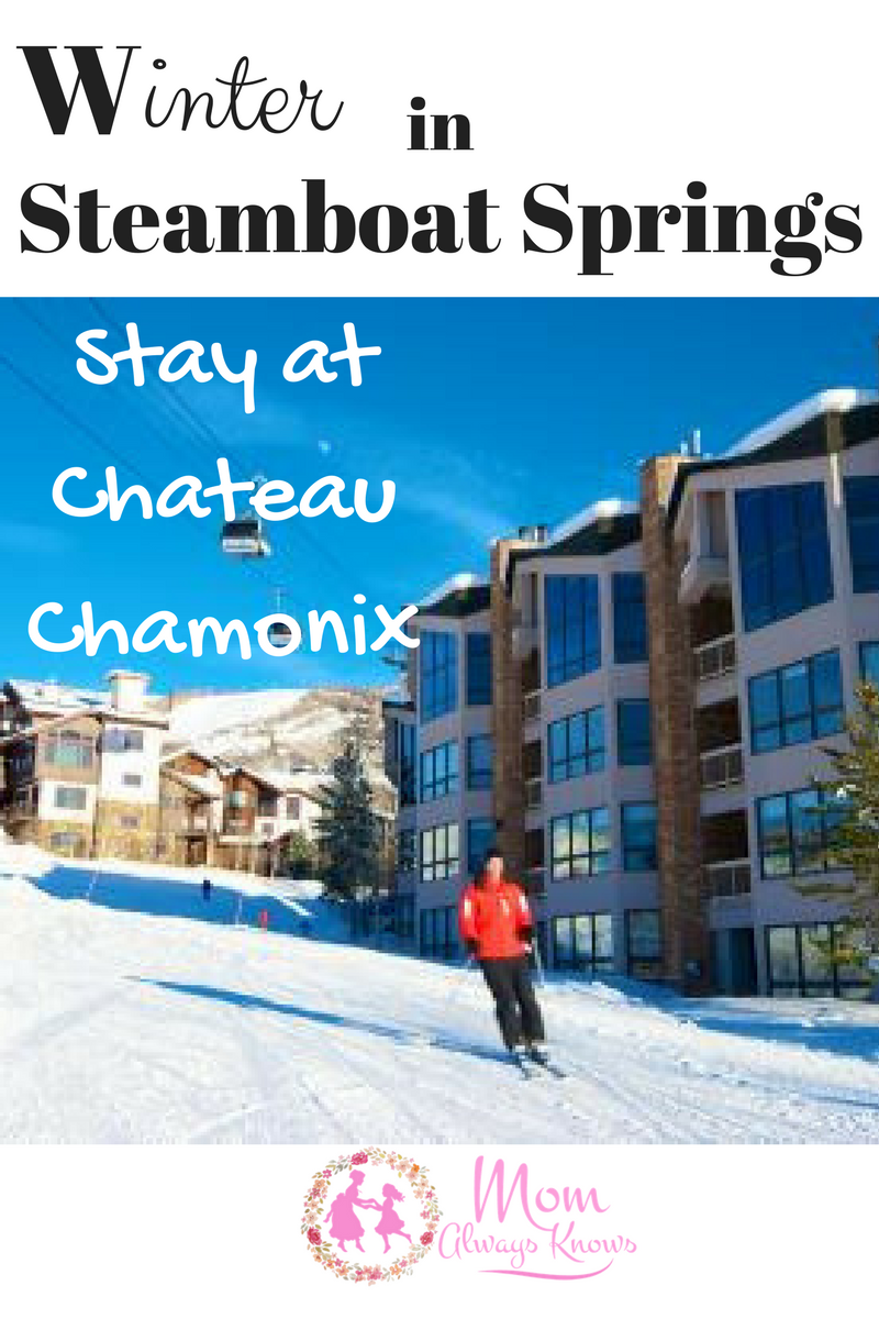Book your winter vacation to Steamboat Springs, Colorado and Stay at Chateau Chamonix