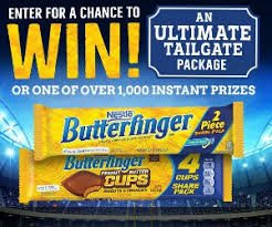 butterfinger sweepstakes