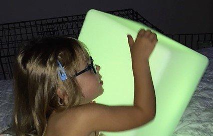 Loftek LED Cube Light Review