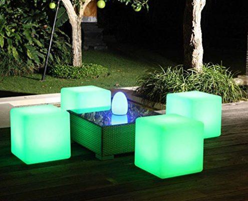 LED Cube Light Review