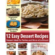 easy dinner cookbook
