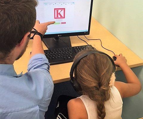 tutoring for kinder