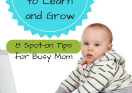 tips for busy moms