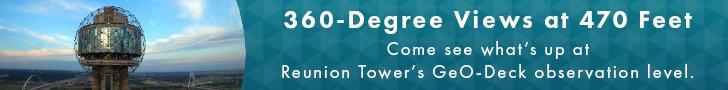 reunion tower coupon