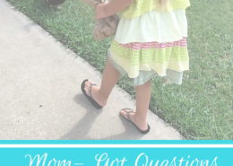 questions about kinder