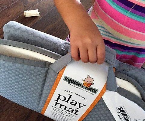 squishy mat play mat