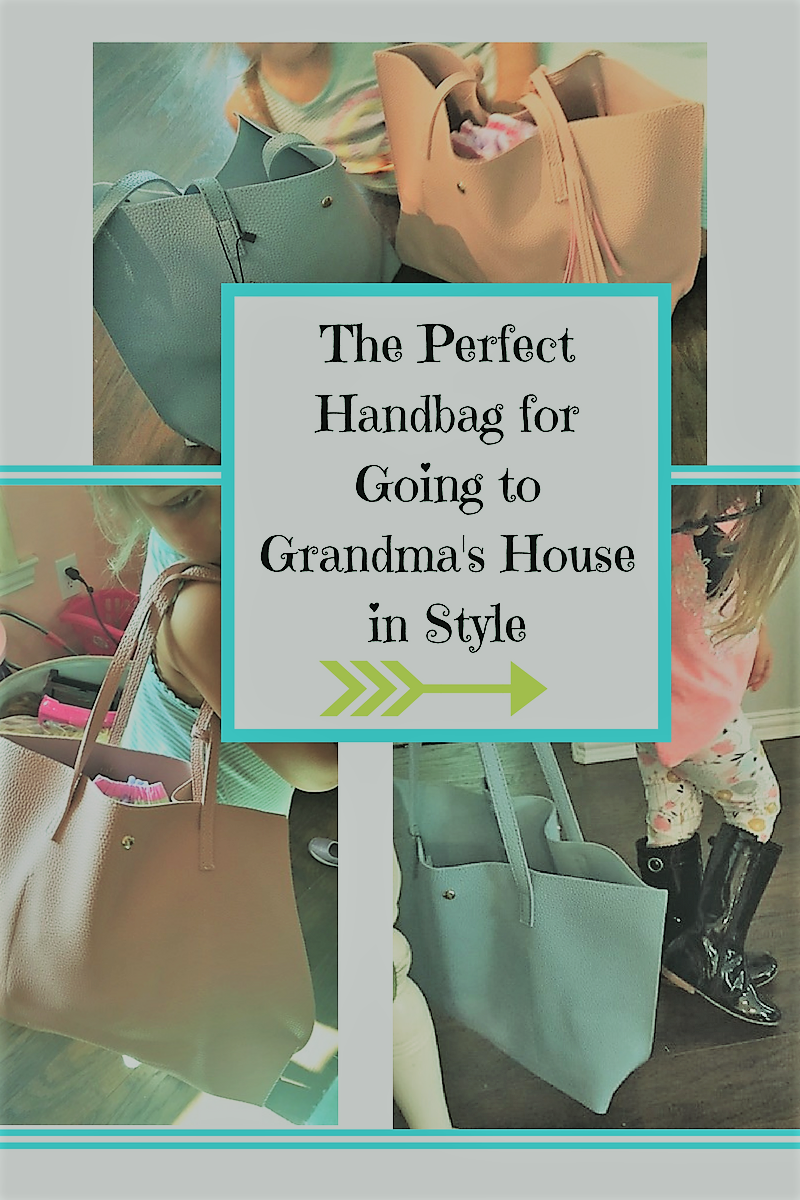 The Perfect Handbag for Going to Grandma's House in Style