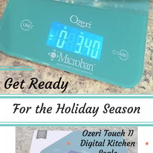 review of ozeri scale