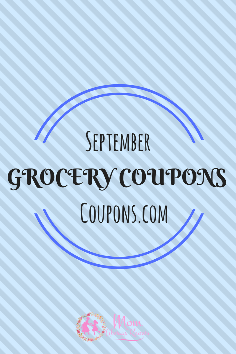 Daily Coupons for 9/1/2017 from Coupons.com
