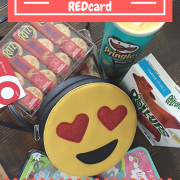 target red card benefits