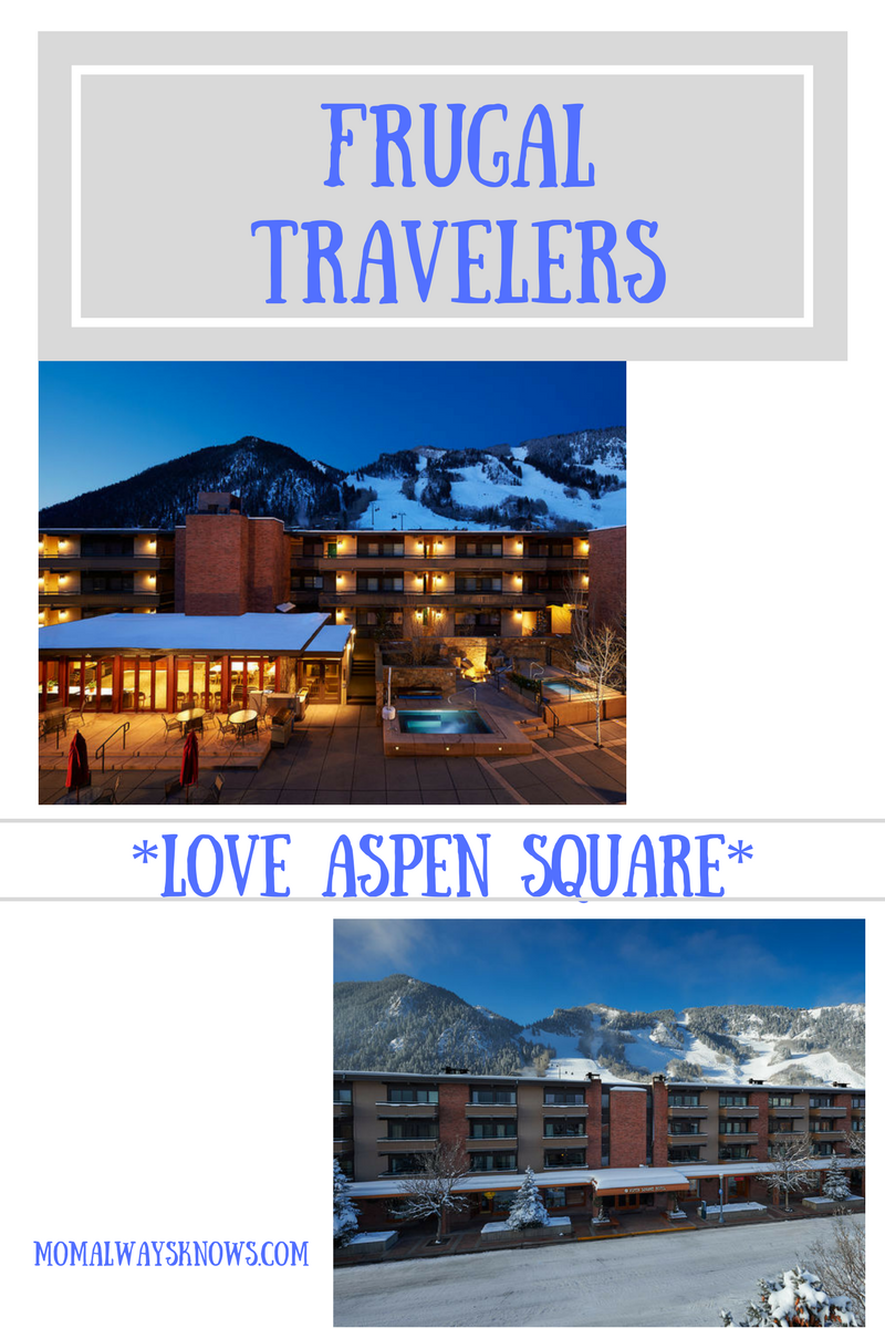 Frugal Travelers Love Aspen Square During the Off-Season