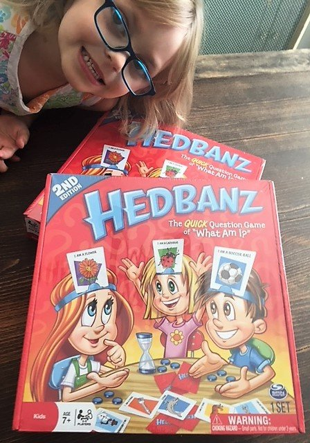 hedbanz 2nd edition