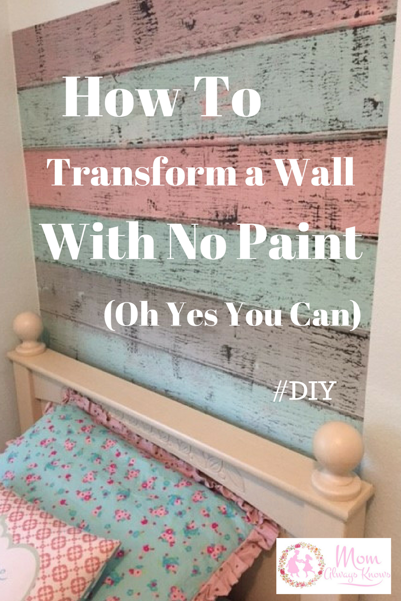 How to Transform a Wall with No Paint! You Can with Pixers Wall Murals!