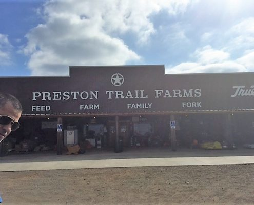 preston trail farms store