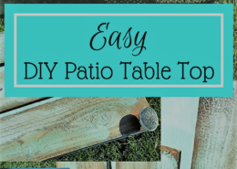 easy table top rehab
