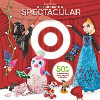 Target Black Friday 2017 Ad Scan- Browse now Target Toy List!