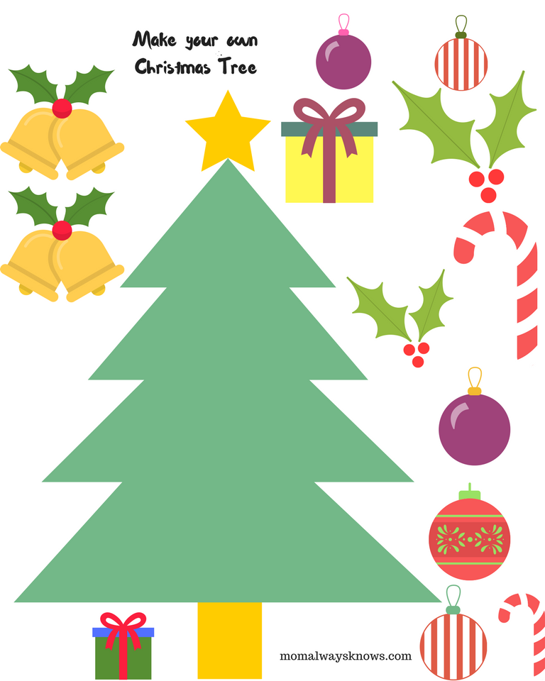 image relating to Free Printable Christmas Cutouts named Xmas Craft Tips for Youngsters- 5 Totally free Printable Xmas