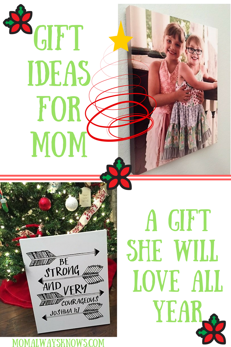 Gift Ideas for Mom- A Gift She'll Love All Year