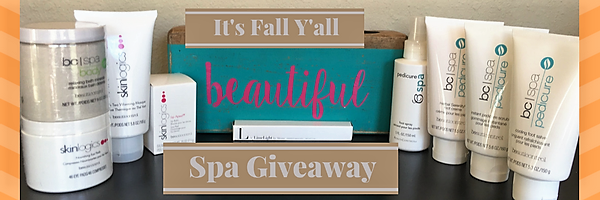 spa giveaway for mom