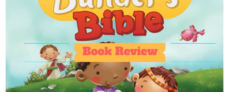 kids bible story book review