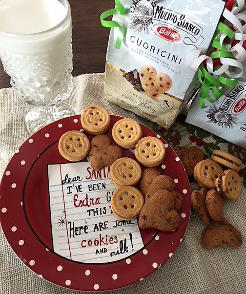 cookie ideas for santa