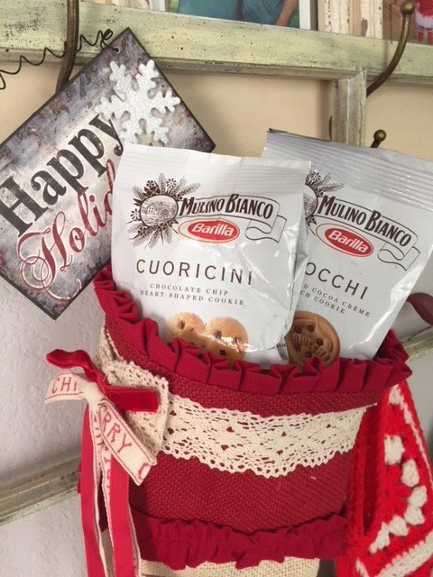 Mulino Bianco cookies baiocchi