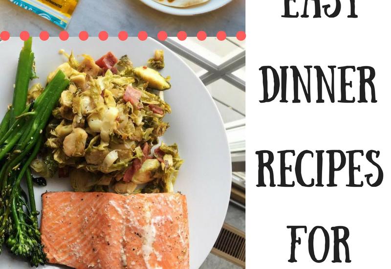 recipes dinner easy good