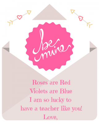 graphic relating to Printable Valentine Card for Teacher known as Just take a Cost-free Printable Valentines Working day Card for Your Childs