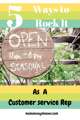 5 Ways to Rock it as a Customer Service Rep