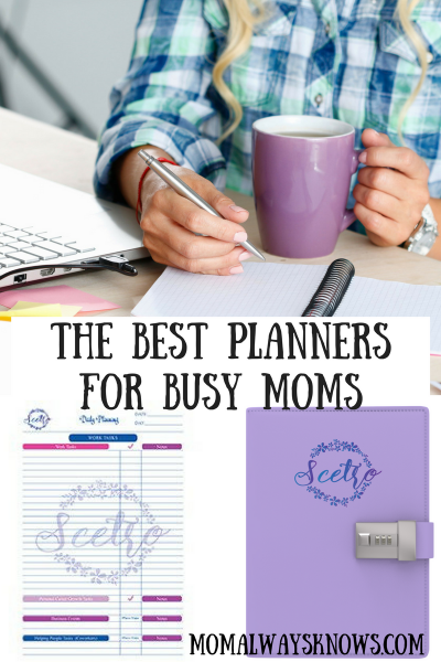 IQbook by Scetro- The Best Planner for Busy Moms