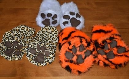 sew slippers for kids