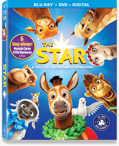 the star movie dvd release