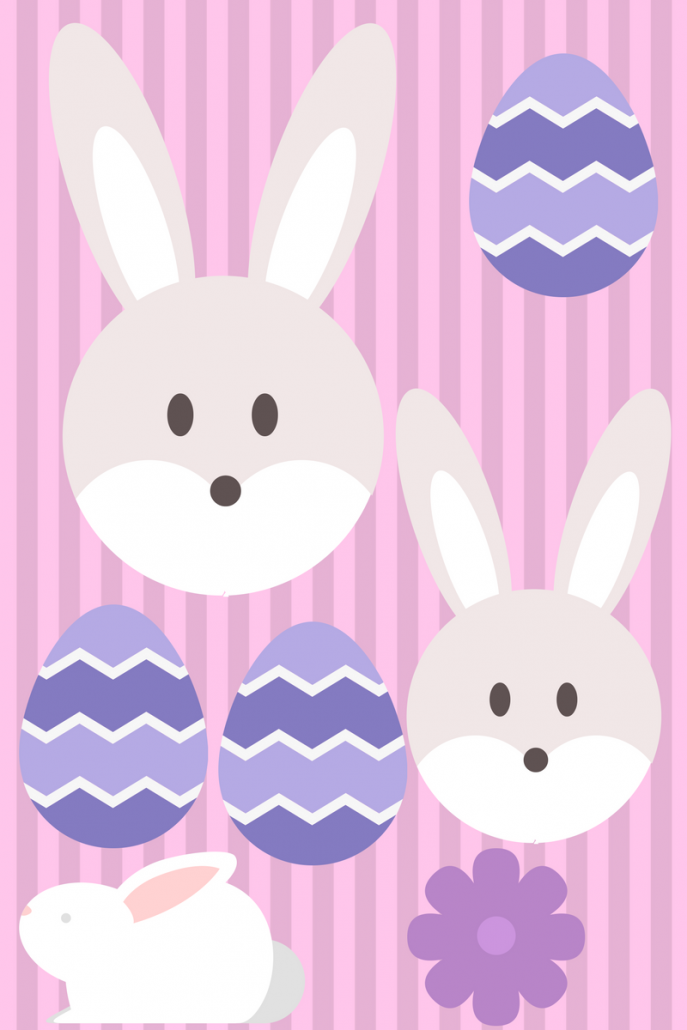 free bunny printables for kids