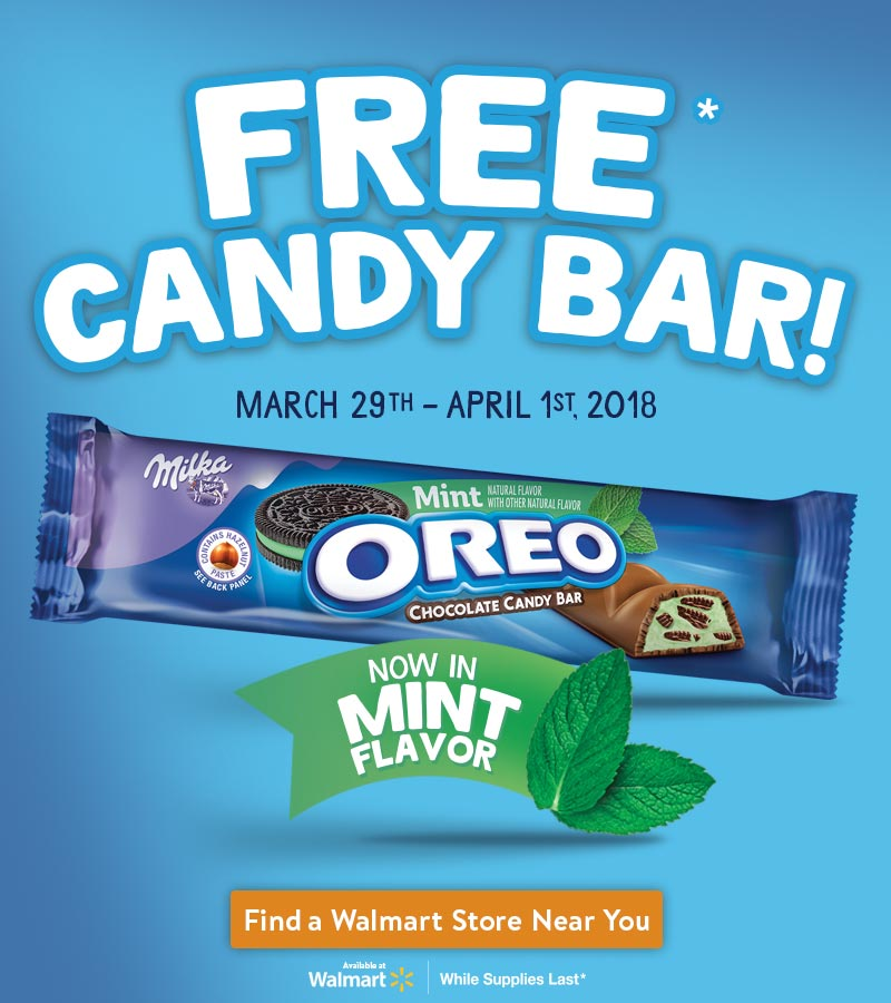 oreo candy bar coupons