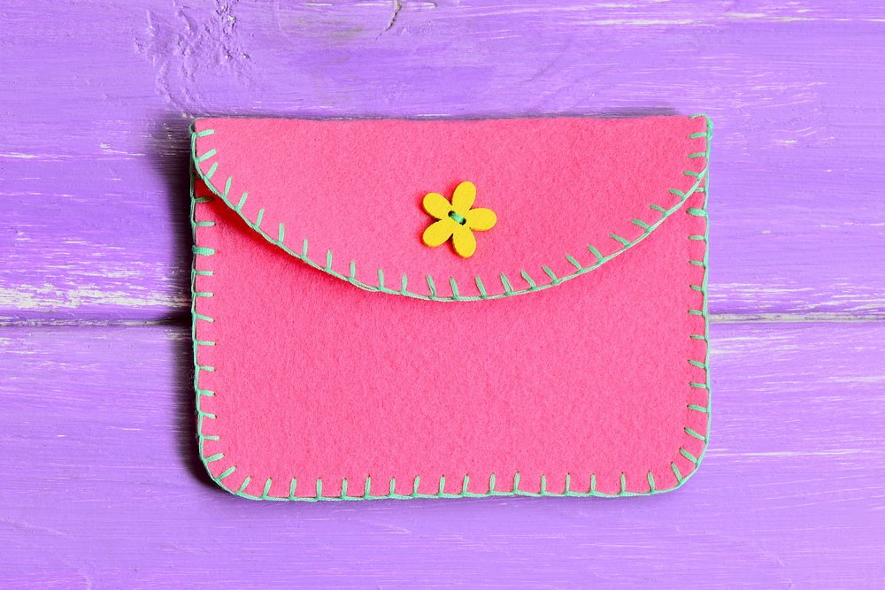 sew purse for kids